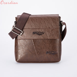 Ocardian NEW Bolsa Feminina Fashion Men Fashion Business Handbag Shoulder Bag Tote Flap Bag Chest Bag Drop Shipping #0726