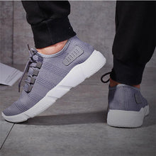 Mesh Shoes Man Fashion Men's Straps Workout Corriendo Casual Sneakers Solid Shoes Breathable Strap Sneaker Male Men Shoes