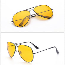 2018 Glasses Men's Sunglasses Car Drivers Night Vision Goggles Anti-Glare Sun glasses Women Driving Glasses