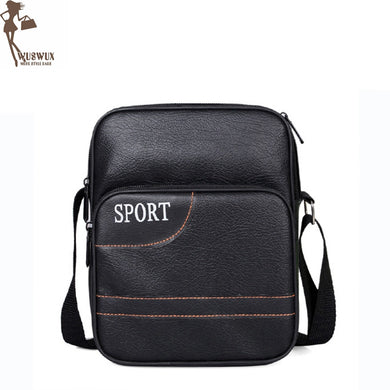 PU Men Messenger Bag Casual Crossbody Bag Business Men's Handbag Bags for gift Shoulder Bags Men