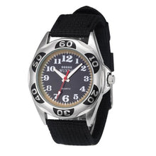 Genvivia Men Watches For Mens Mechanical Watches Army Nylon Band Quartz Analog Wrist Watch #YW
