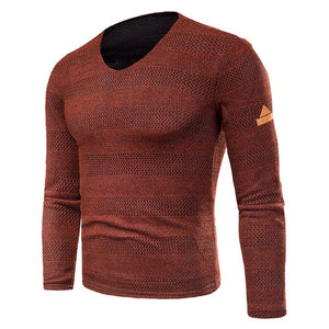 Sweater Men 2018 Brand Pullovers Casual Sweater Male O Collar Solid Simple Slim Fit Knitting Mens Sweaters Man Pullover Dropship