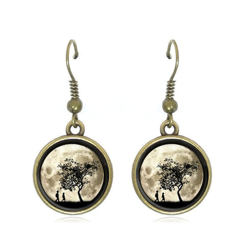 Tree Of Life Earrings - lola wolfe | handmade jewelry designs