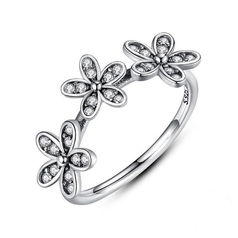 Dazzling Daisy Ring - lola wolfe | handmade jewelry designs