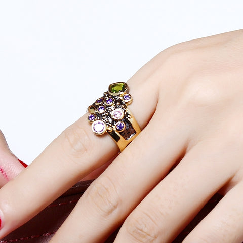 Moda Ring - lola wolfe | handmade jewelry designs