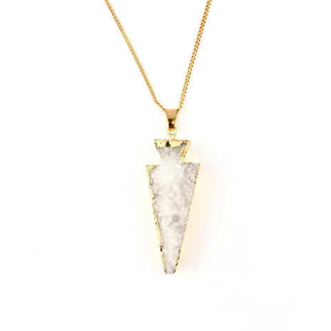 Arrow Necklace - lola wolfe | handmade jewelry designs
