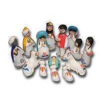 Mexican Nativity Set