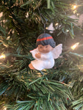 Ceramic Angel Ornament
