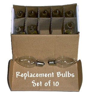 Luminaria Replacement Bulbs