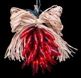 Chili Pepper Ristra Lights