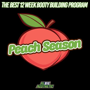 12 Week Peach Season GYM Program