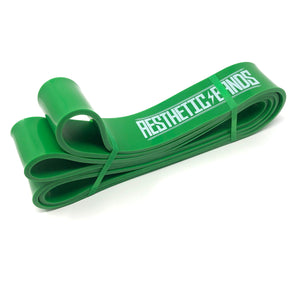 Long Loop Resistance Band (50-125lbs) Green