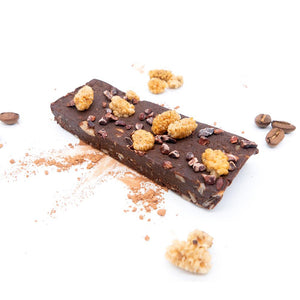 Focus & Energy: Lion's Mane Mocha Energy Bar (Frozen)