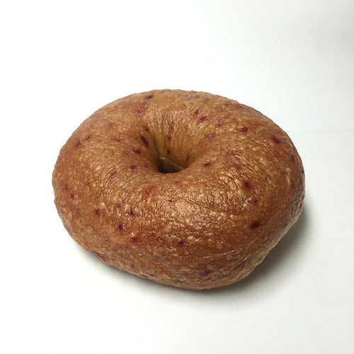 Beetroot Bagel