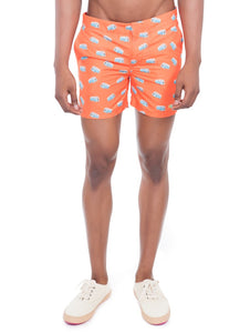 Camper Van Swim Short