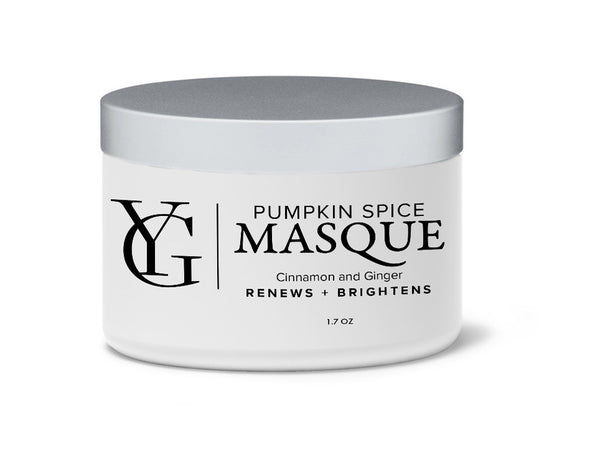 Pumpkin Spice Masque