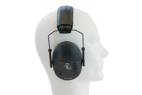 shoot off electronic ear muffs