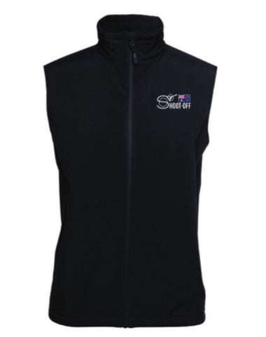Shoot Off Australia Water Resistant Softshell Vest