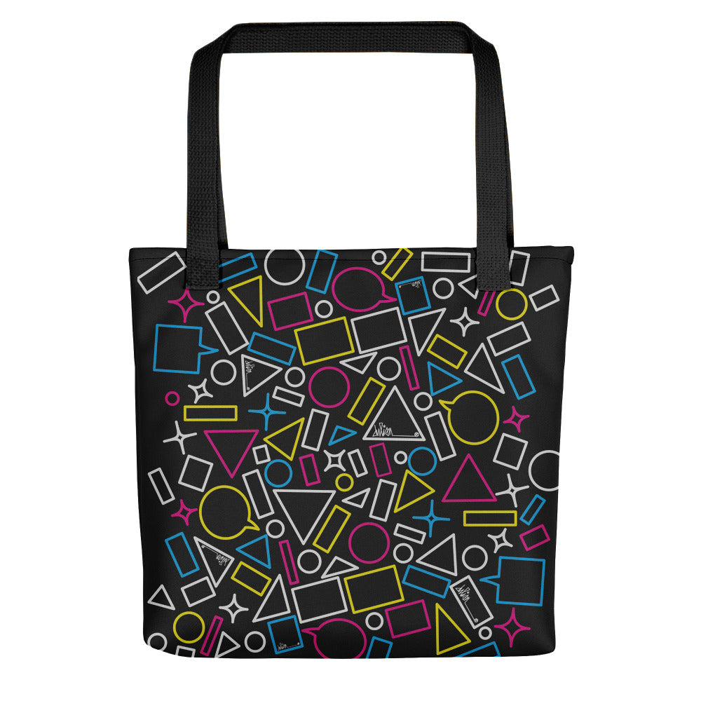 jpd all over print tote bag