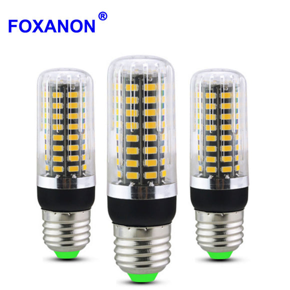 Dimming Led Bulb E27 E14 Led Corn Lamp No Flicker 5W 10W 15W 220V Smart Three Level Dimmer Leds Bulb 5733SMD Leds Dimmable Lamps