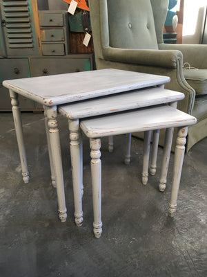 3 Tiered Coffee Table Set