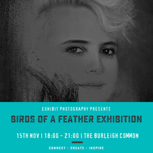Birds of a feather Exhibition || Exhibit Photography