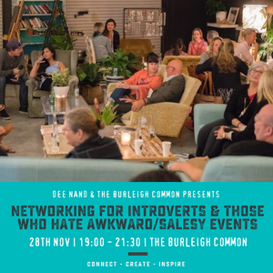 Networking For Real Connections, Referrals & Collaborations