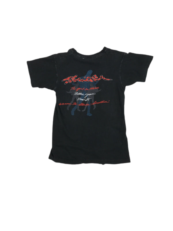 (S) Michael Jackson Thriller Black T Shirt 041321.