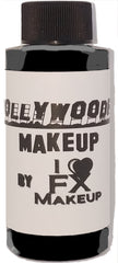 Black - HollywoodFX Waterproof Smudgeproof Hybrid Alcohol Airbrush Makeup