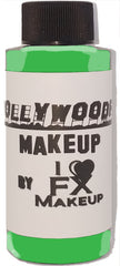 GLOW Green - HollywoodFX Waterproof Smudgeproof Hybrid Alcohol Airbrush Makeup