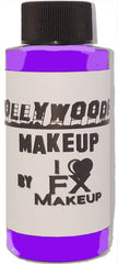 GLOW Violet - HollywoodFX Waterproof Smudgeproof Hybrid Alcohol Airbrush Makeup