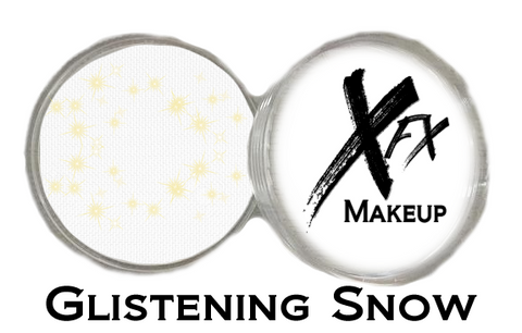 Glistening Snow - AquaWorX Face & Body Makeup - 32g