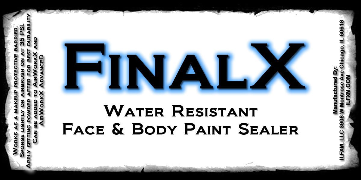 FinalX - Waterproof Makeup Sealer