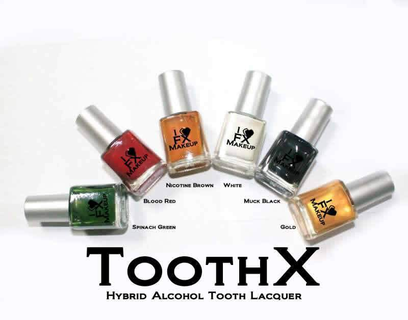ToothX™ - Tooth Lacquer (4ml)