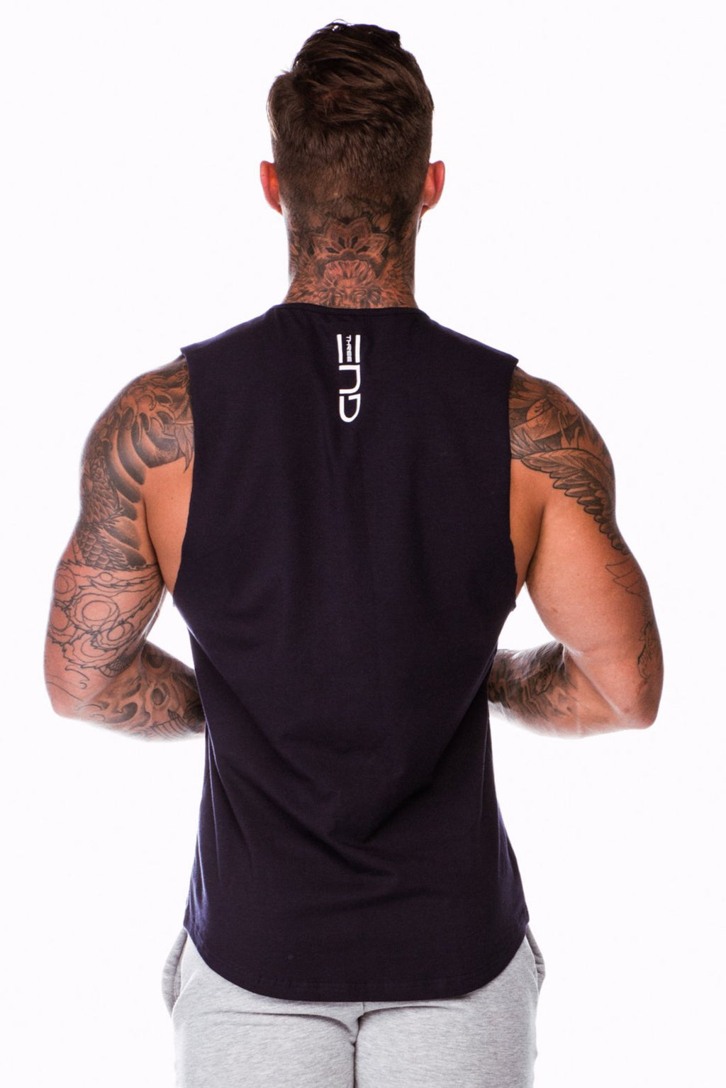ORTHODOX MUSCLE TANK - NAVY