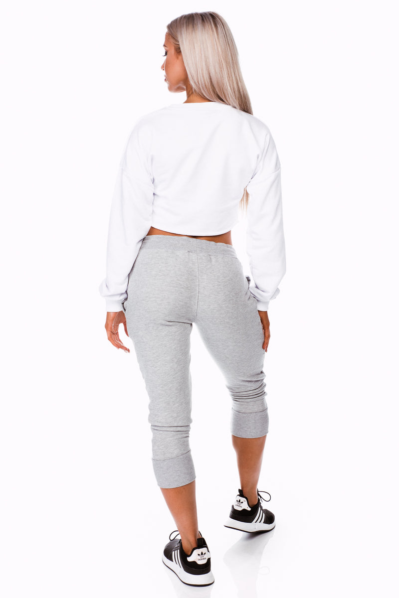 BALLER TRACKIES - GREY