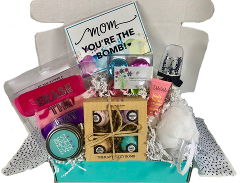 "Mother's Day Special ""Mom Youre the Bomb!""  Gift Box"