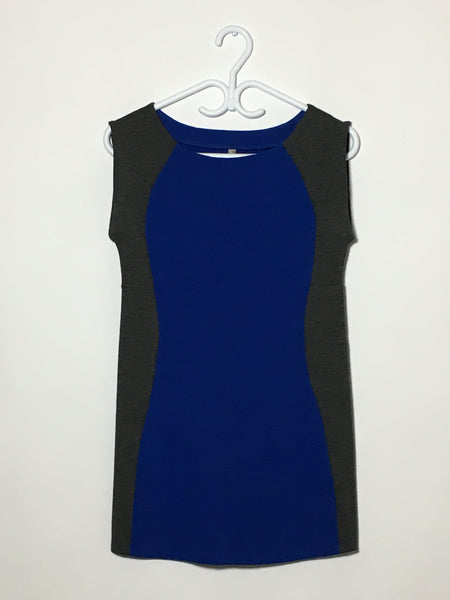Fitted Sleeveless Tunic