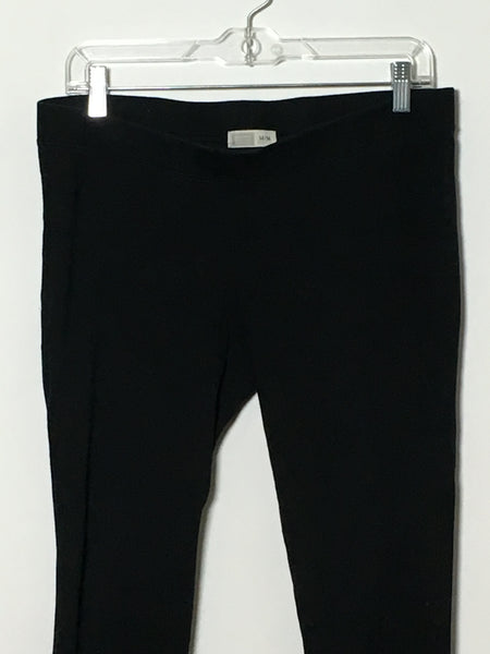 Black Crop Legging (2)
