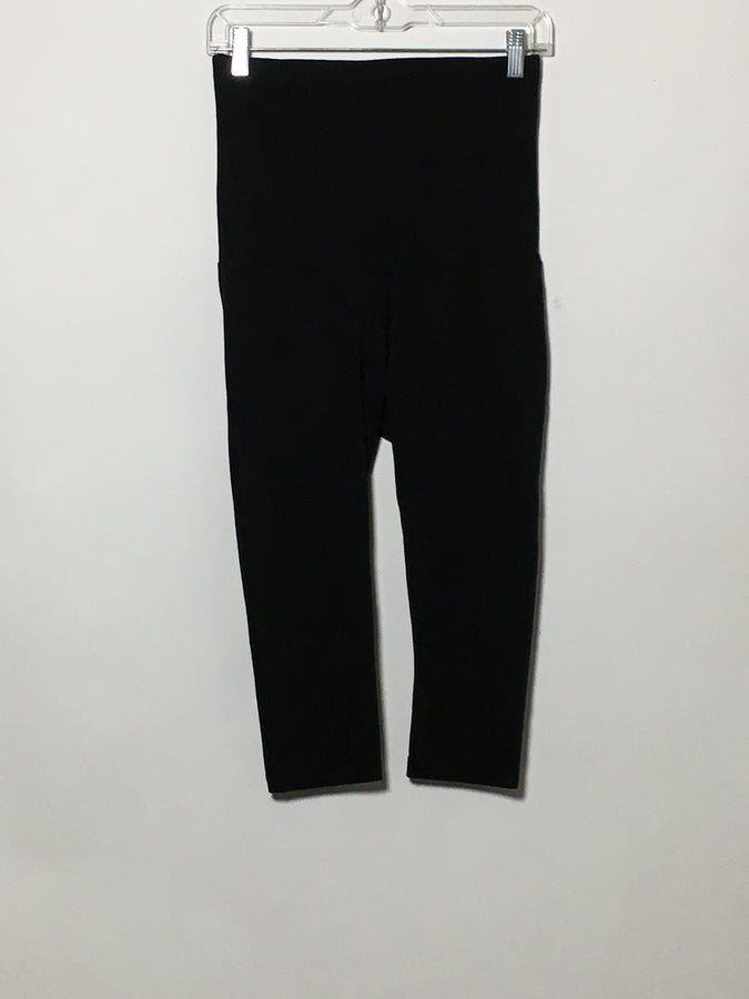 Black Crop Legging (3)