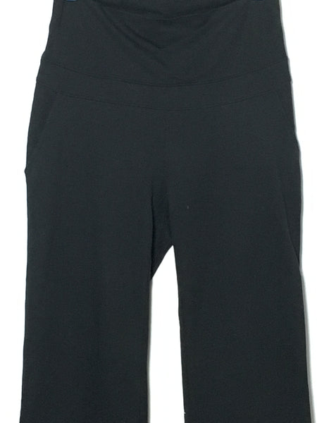Black Capri Dress Pant