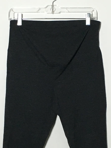 Black Crop Legging (4)