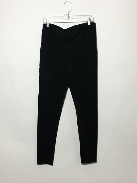 Black Crop Legging (5)