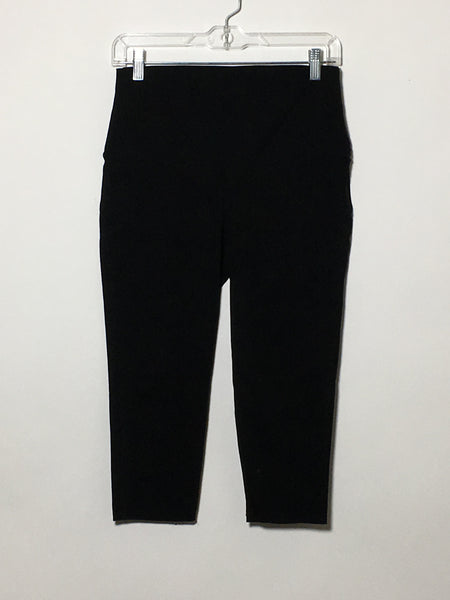 Black Crop Legging (8)