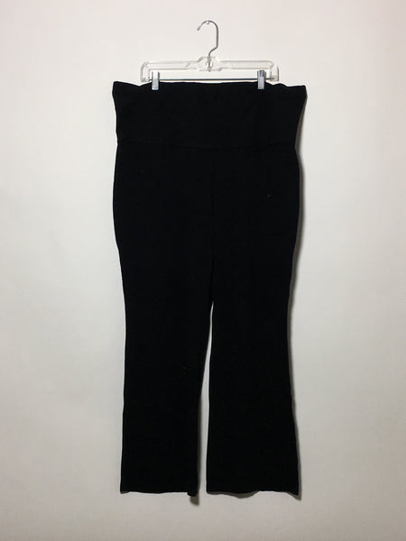 Black Stretchy Pant (2)