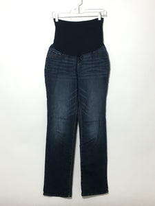 Boot-Cut Indigo Jean (2)