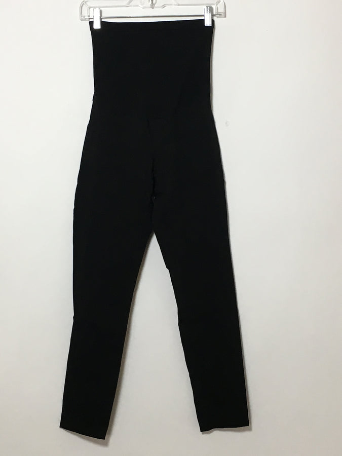 Black Skinny Dress Pant