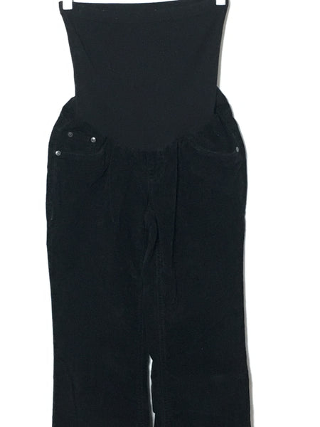 Black Motherhood Pant (2)