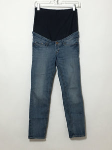 Medium-Wash Skinny Jean