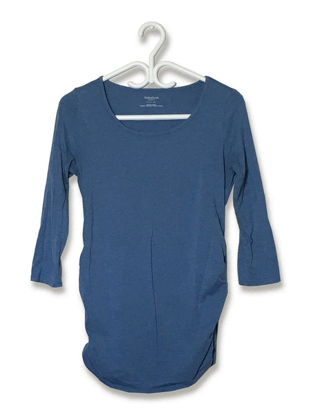 Blue Heather Longsleeve